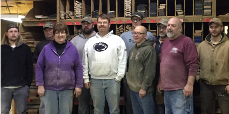 The Carpenter's Shop Team