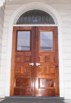 Custom Hardwood French Doors | Exterior & Interior Wooden Doors