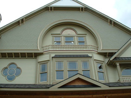 Radius Trim and Molding